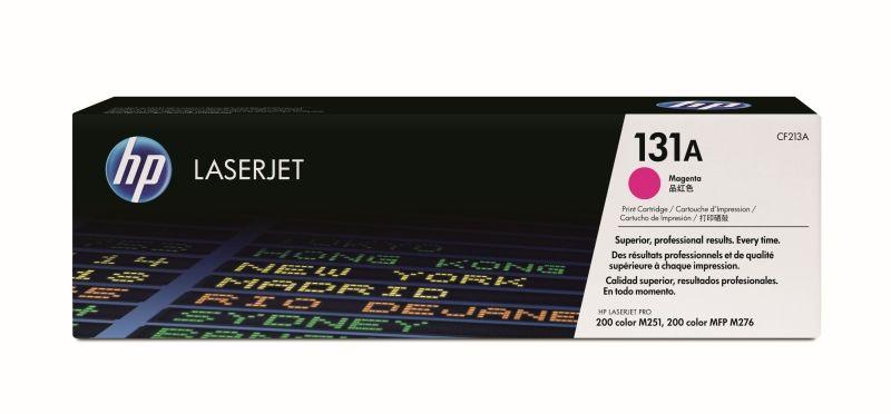 Тонер-картридж HP 131A (CF213A) пурпурный