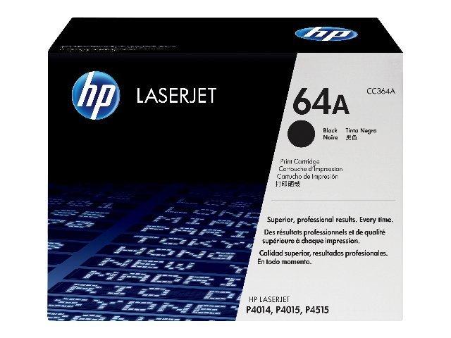 Принт-картридж HP 64X (CC364X)