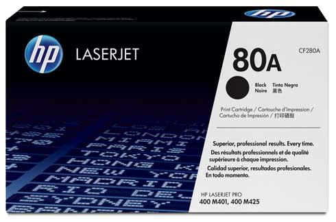 Принт-картридж HP 80A (CF280A)