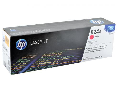 Тонер-картридж HP 824A (CB383A) пурпурный