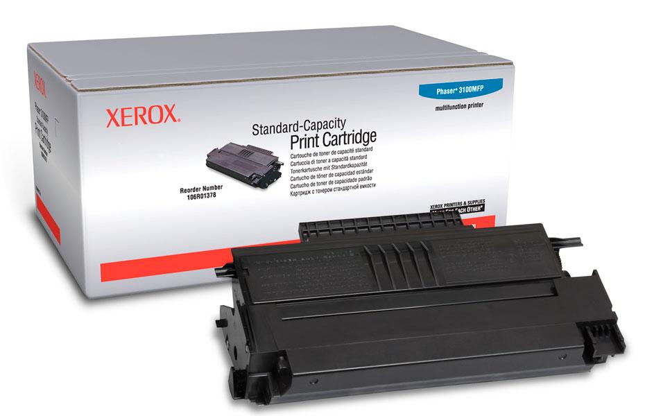 Принт-картридж Xerox 106R01378