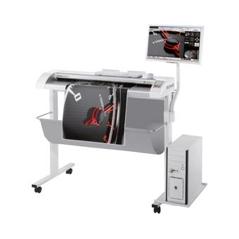 Широкоформатный сканер ROWE Scan 450i-36″