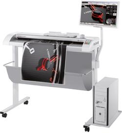 Широкоформатный сканер ROWE Scan 450i-44″