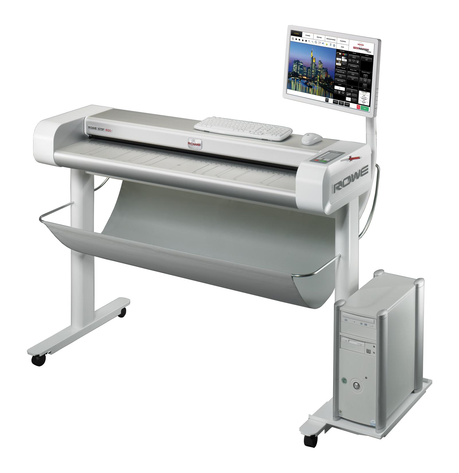 Широкоформатный сканер ROWE Scan 650i-44″ HA