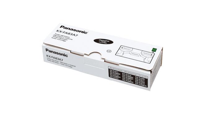 Тонер-картридж Panasonic KX-FA83A7