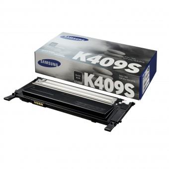 Тонер-картридж Samsung CLT-K409S черный