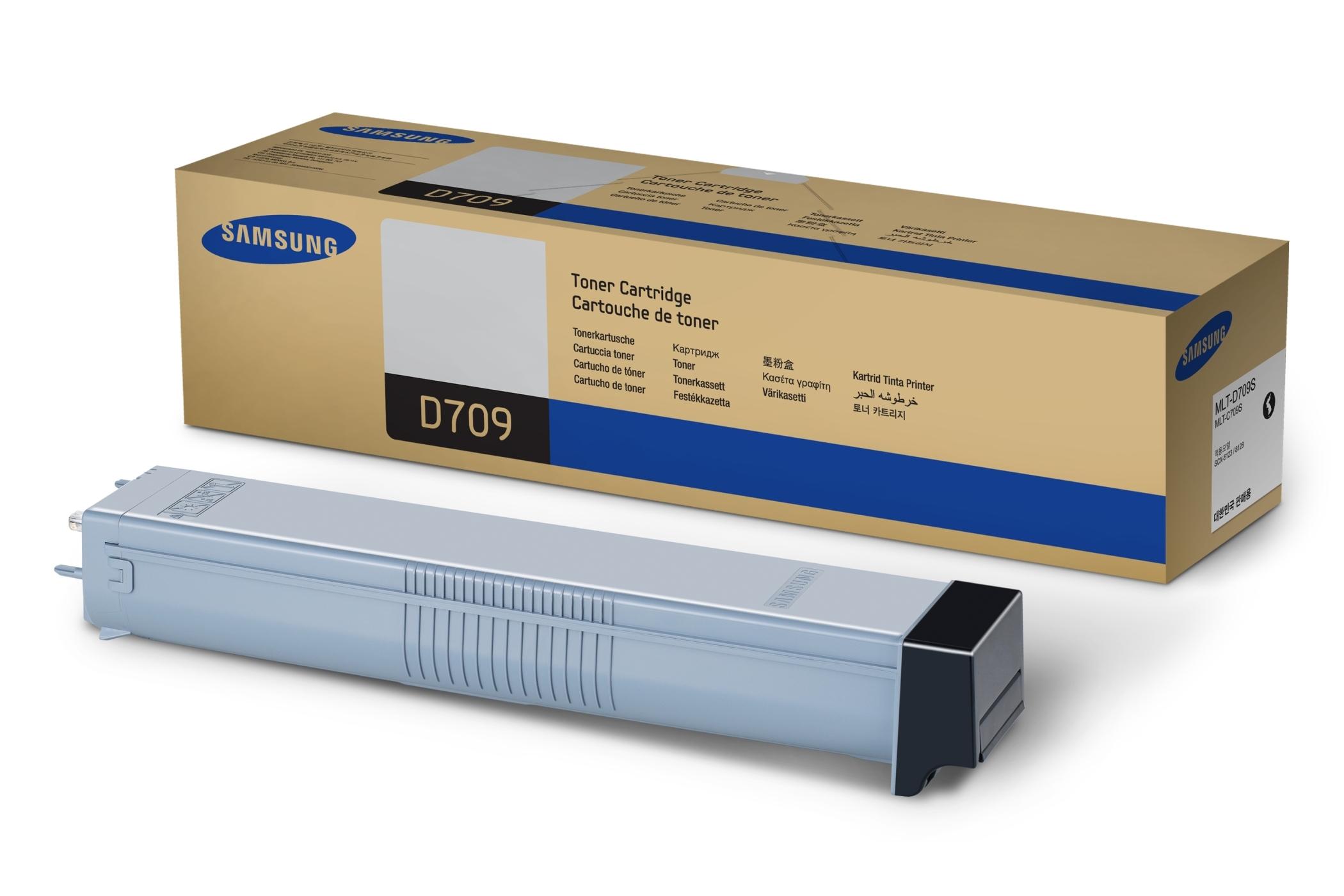 Тонер-картридж Samsung MLT-D709S