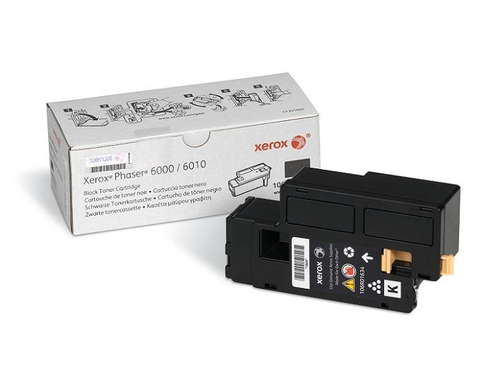 Тонер-картридж Xerox 106R01634 черный
