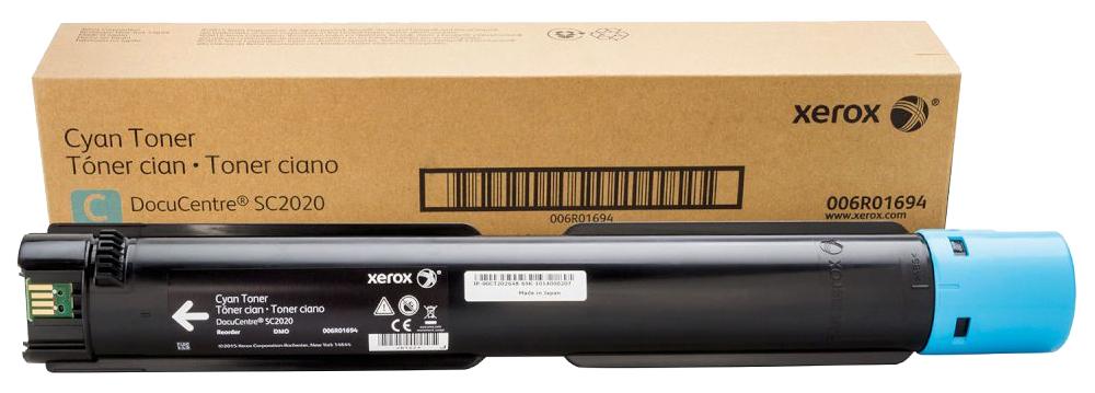 Принт-картридж голубой (3000K) XEROX DocuCentre SC2020