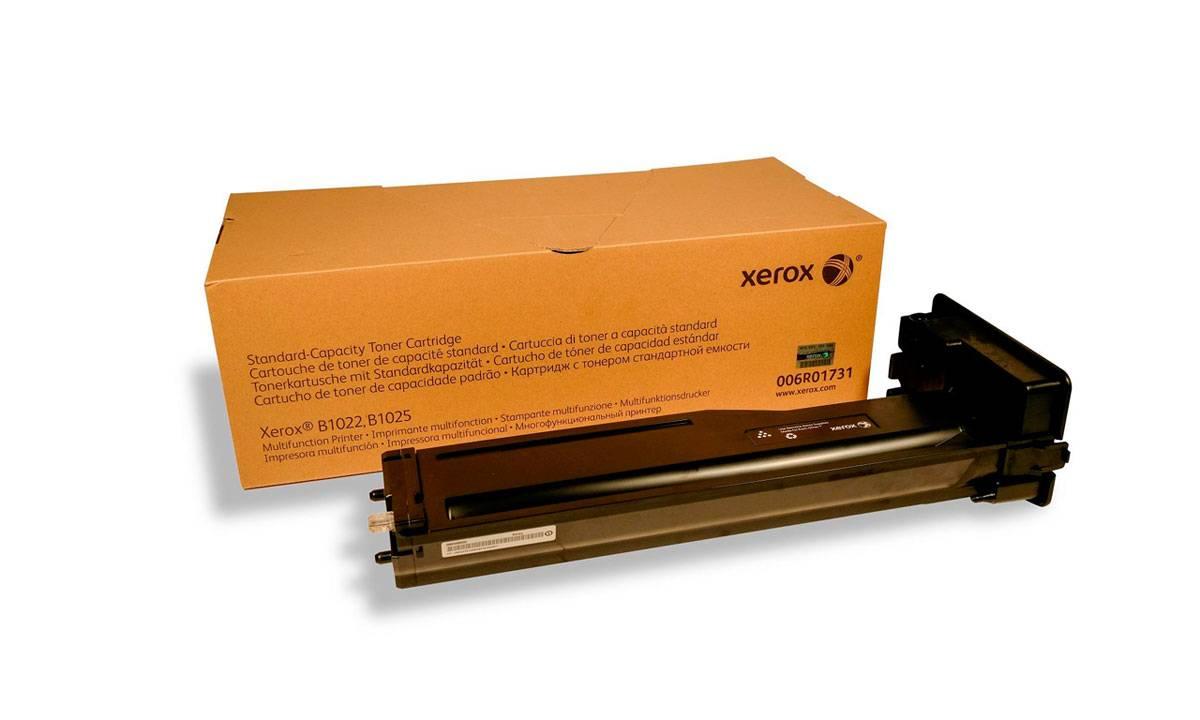 Тонер-картридж XEROX B1022/1025 13,7K (006R01731)