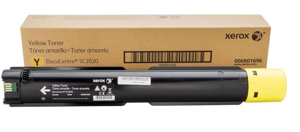Принт-картридж желтый (3000K) XEROX DocuCentre SC2020
