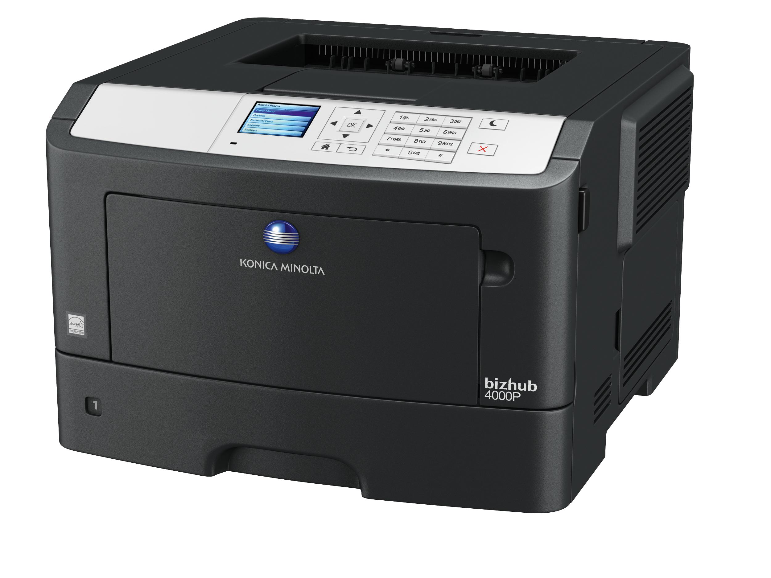Принтер KONICA MINOLTA bizhub 4000P (A63R021)