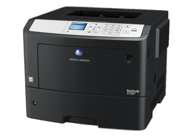 Принтер KONICA MINOLTA bizhub 4700P (A63N021)