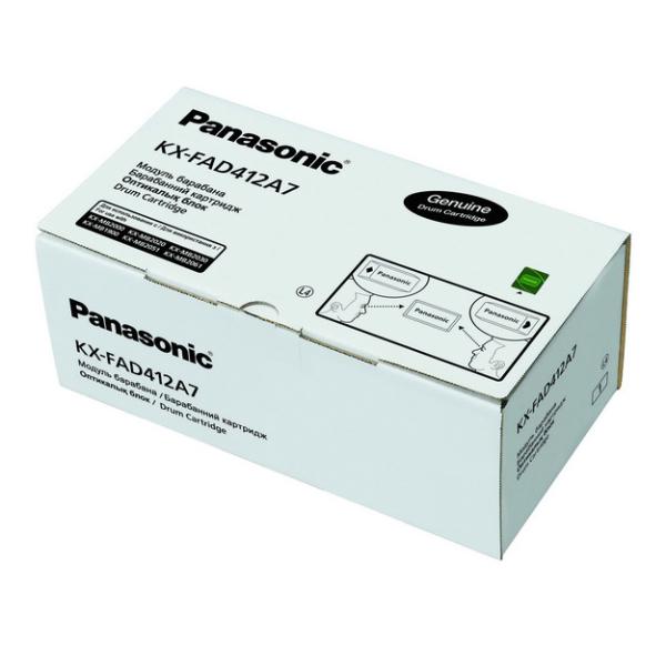 Картридж-фотобарабан Panasonic KX-FAD412A7
