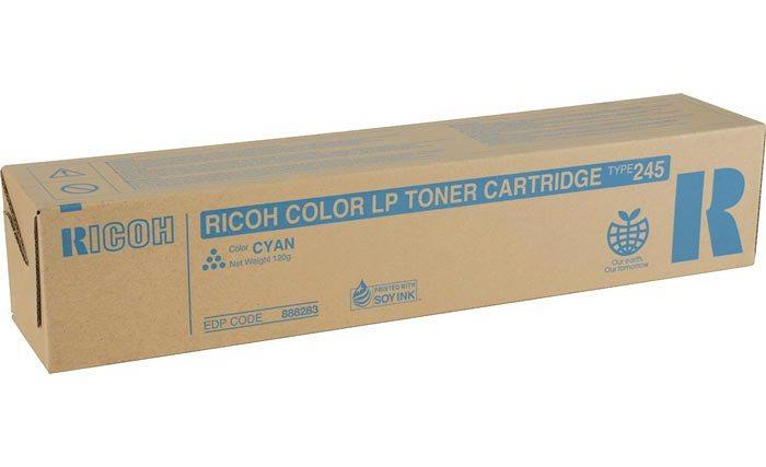 Тонер-картридж RICOH type 245 C голубой (888283)