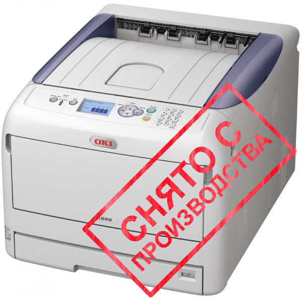 Принтер OKI C822DN (01328602)
