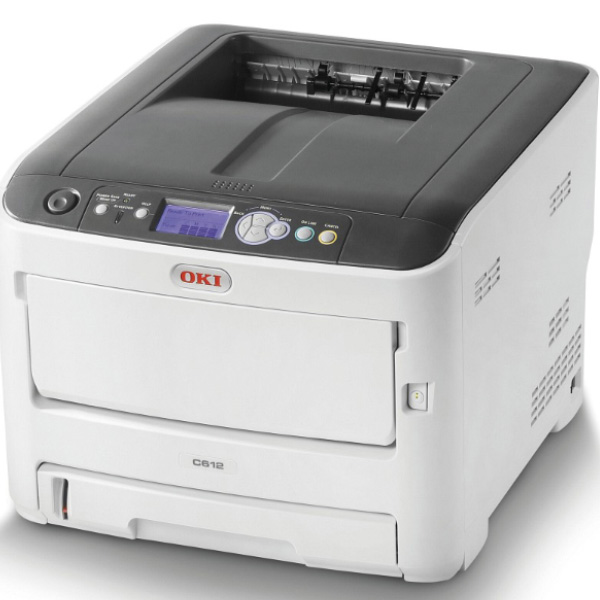 Принтер OKI C612DN (46551002)