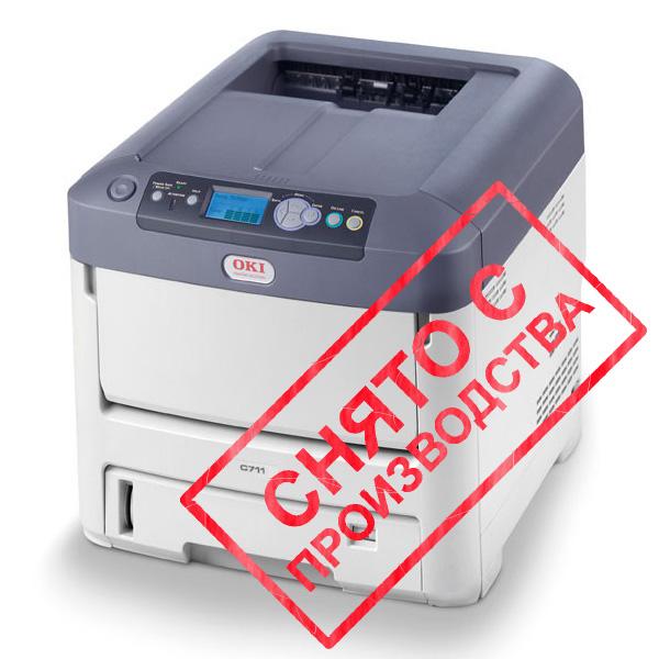 Принтер OKI C711N (44205403)