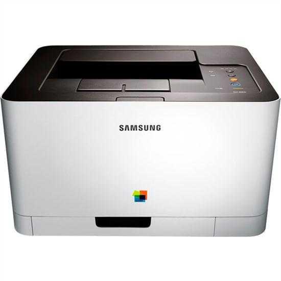 Принтер Samsung CLP-365W (Wi-Fi)