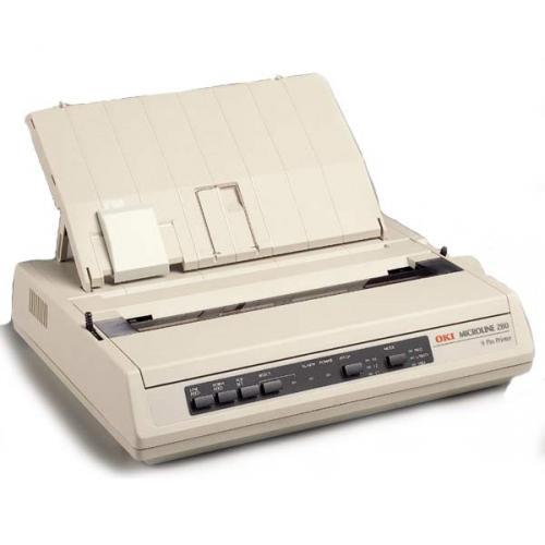 Матричный принтер OKI ML280 Elite  (PAR)