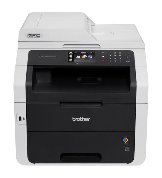 копир-принтер-сканер-факс Brother MFC-9330CDW (Wi-Fi) (MFC9330CDWR1)