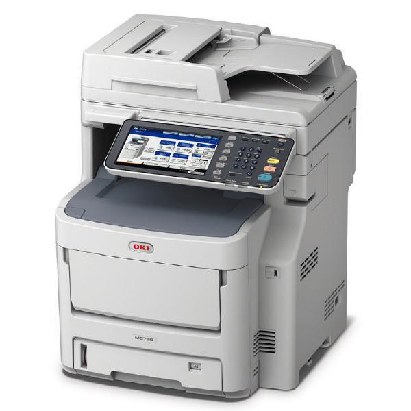 копир-принтер-сканер OKI MC760DN (45376013)
