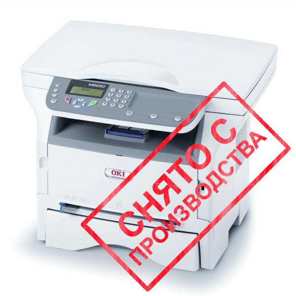 копир-принтер-сканер OKI MB260 (01238601)