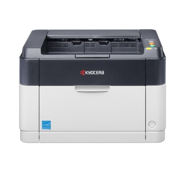 Принтер Kyocera FS-1040  в комплекте с одним доп. картриджем TK-1110