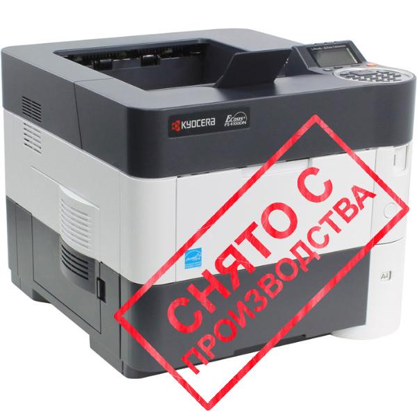 Принтер Kyocera ECOSYS FS-4100DN (1T02MT0NL0)