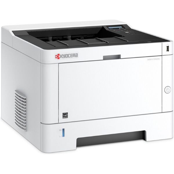 Принтер Kyocera ECOSYS P2040DW  в комплекте с одним доп. картриджем TK-1160
