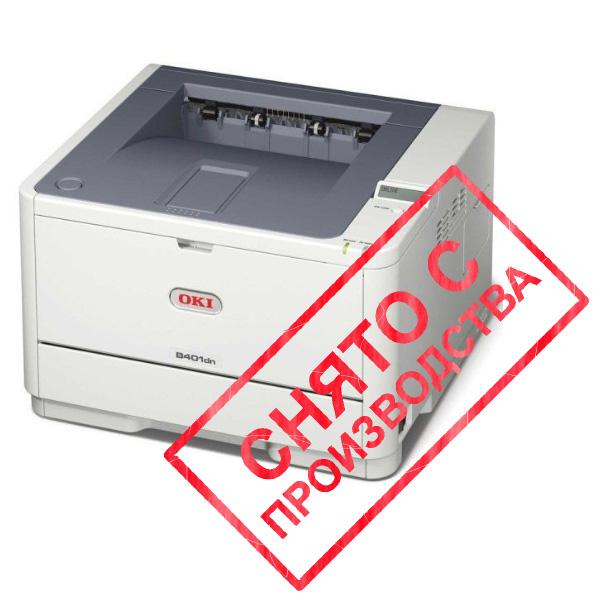 Принтер OKI B401DN (44983655)