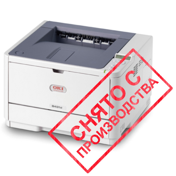 Принтер OKI B431D (44983705)