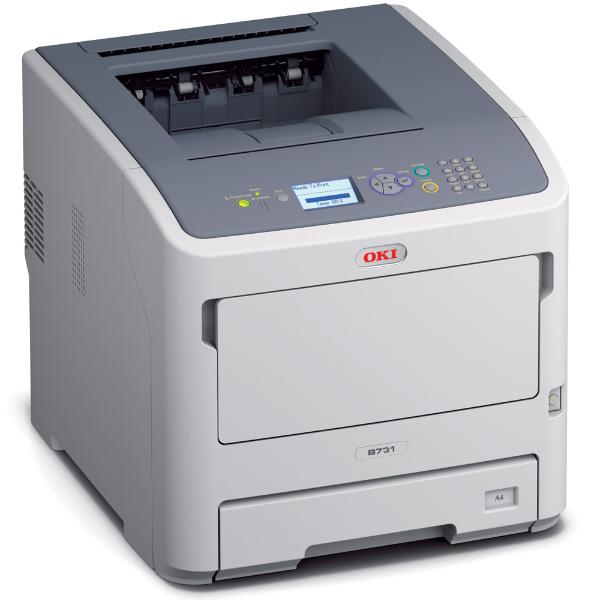 Принтер OKI B731DNW (Wi-Fi)