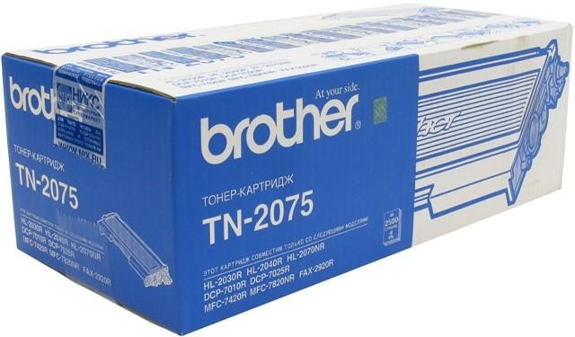 Тонер-картридж Brother TN-2075