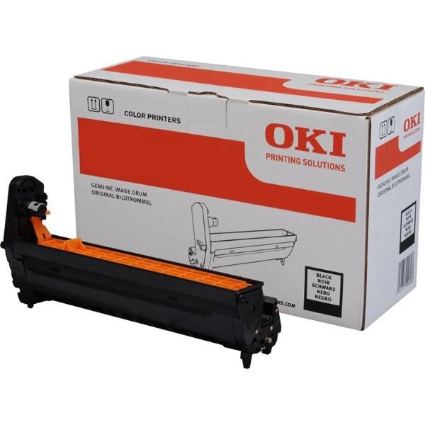Картридж-фотобарабан для OKI C532, C542, MC563, MC573 черный (46484108)