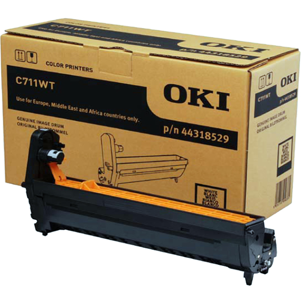 Картридж-фотобарабан для OKI C711WT белый