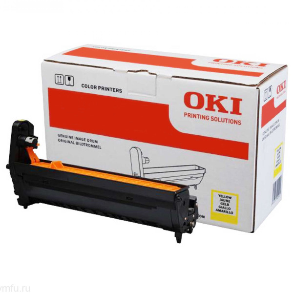 Картридж-фотобарабан OKI 46507305 для C612 желтый