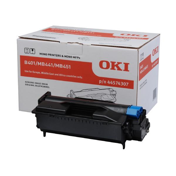 Картридж-фотобарабан OKI 44574307 для B401, MB441, MB451