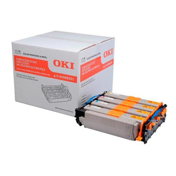 Картридж-фотобарабан для OKI C301, C511, C531, C332, MC363 (44968301)