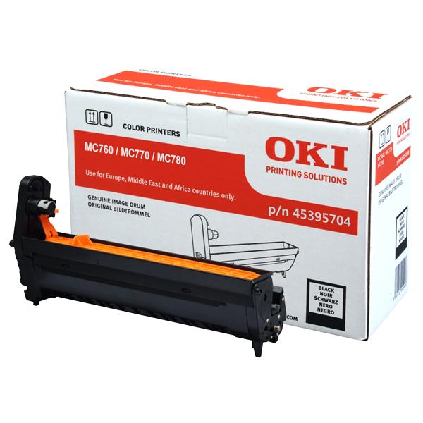Картридж-фотобарабан для OKI MC760, MC770, MC780 черный