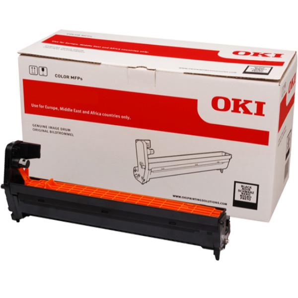 Картридж-фотобарабан для OKI C823, C833, C843 черный