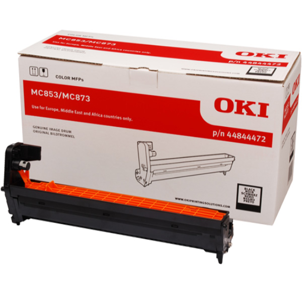 Картридж-фотобарабан для OKI MC853, MC873 черный