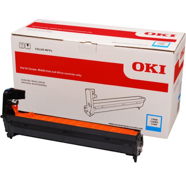 Картридж-фотобарабан для OKI C823, C833, C843 голубой