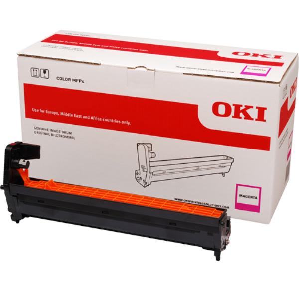 Картридж-фотобарабан для OKI C823, C833, C843 пурпурный