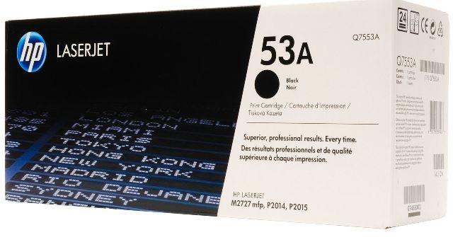 Принт-картридж HP 53A (Q7553A)
