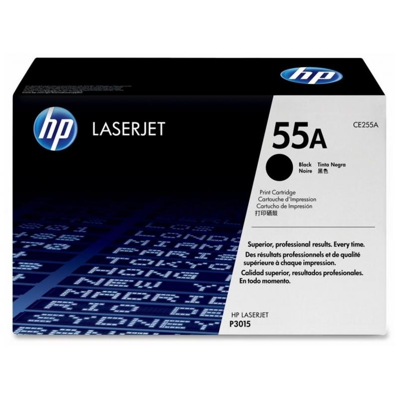 Принт-картридж HP 55A (CE255A)