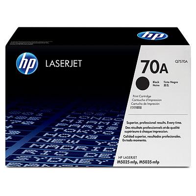 Принт-картридж HP 70A (Q7570A)