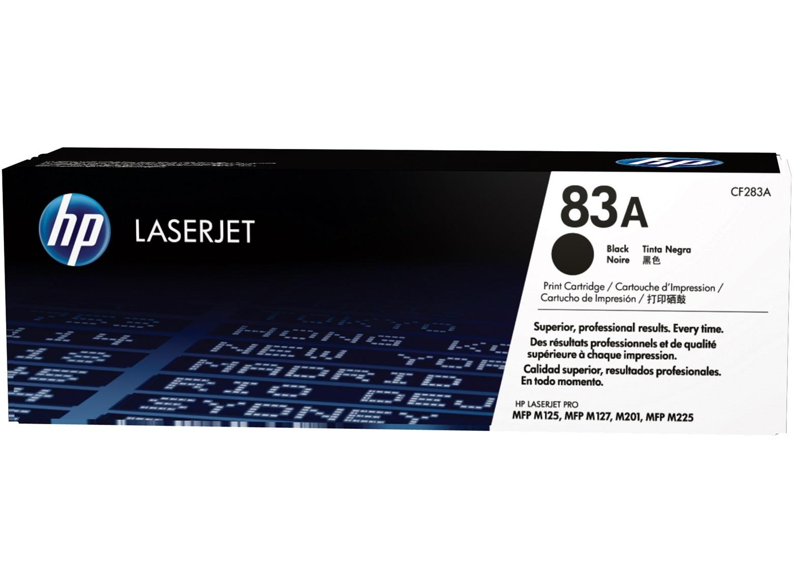 Принт-картридж HP 83A (CF283A)