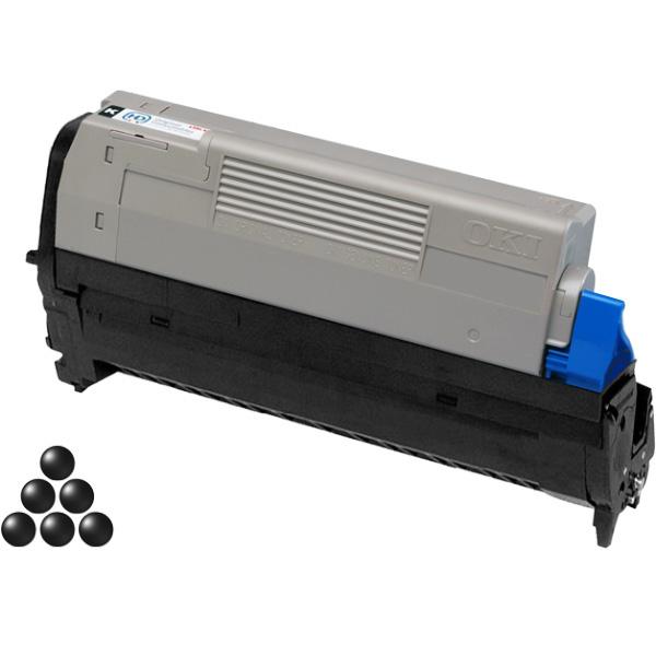 Печатный картридж OKI 46298005 для Pro6410 черный (6,000 стр.)