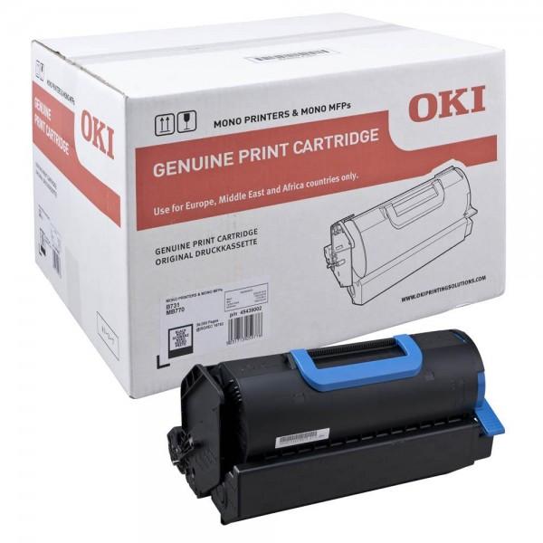 Принт-картридж OKI 45439002 для B731, MB770 (36,000 стр.)
